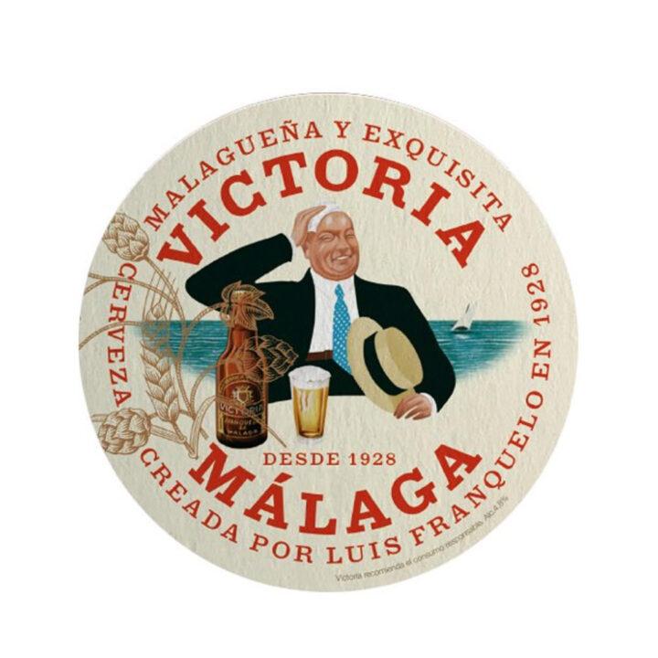 Victoria Malaga Spanish Beer