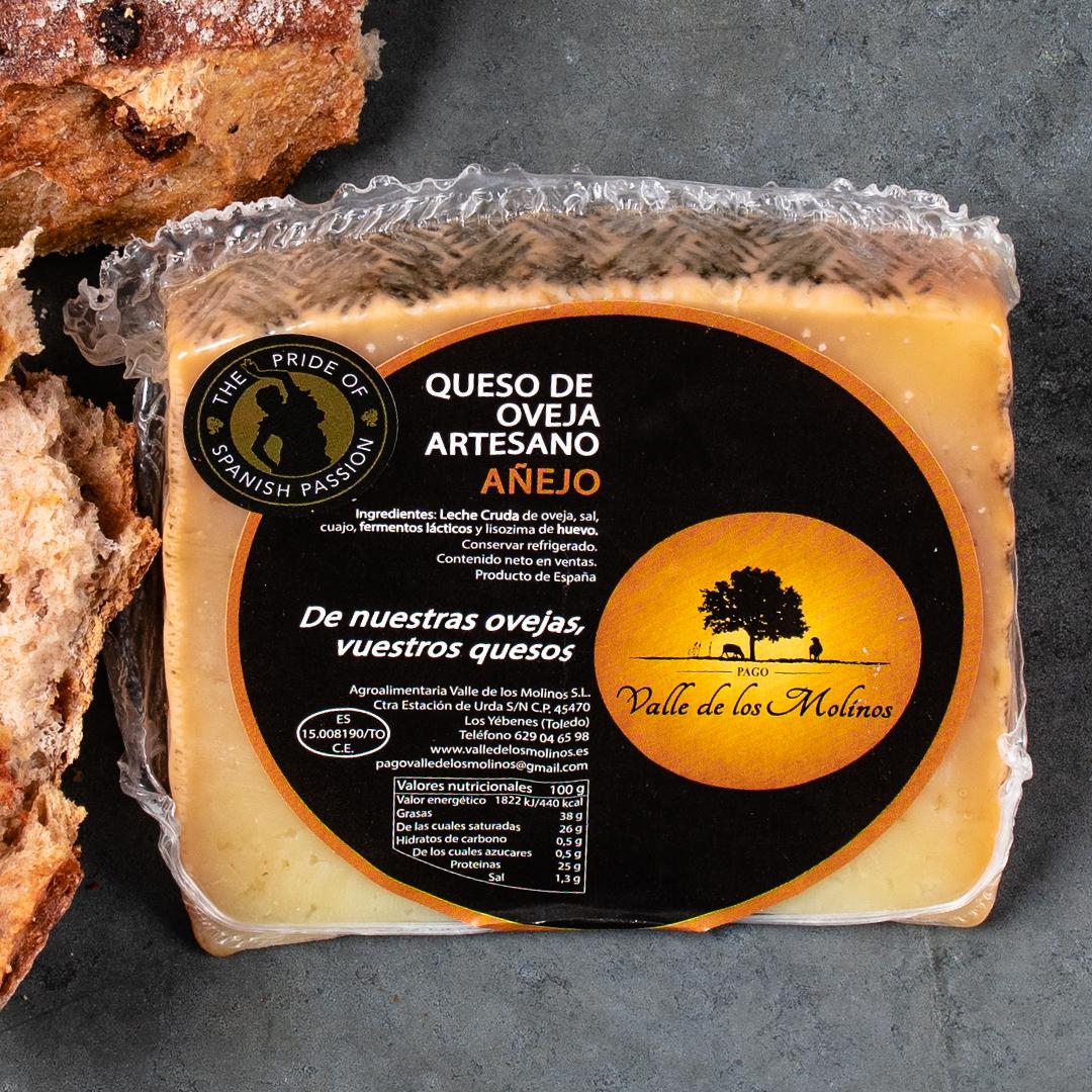 Aged Artisan Cheese