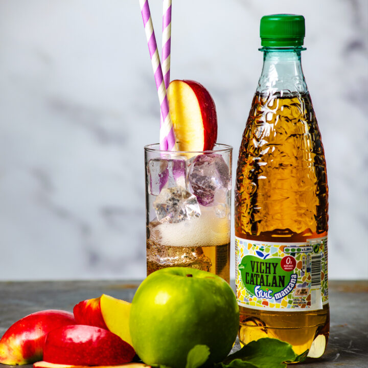 Vichy Catalan Sparkling Apple Juice