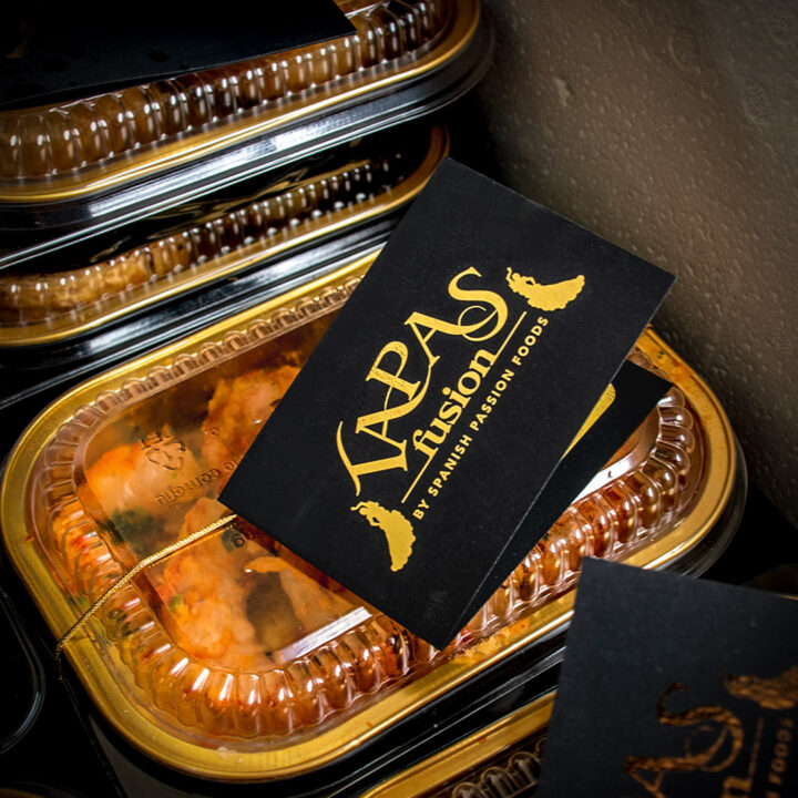 Tapas Fusion Labels