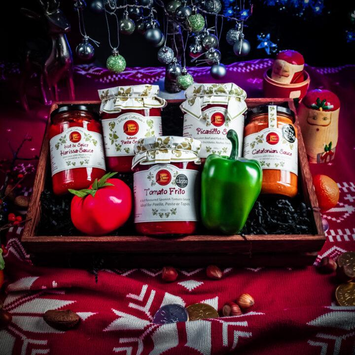 spanish sauces hamper