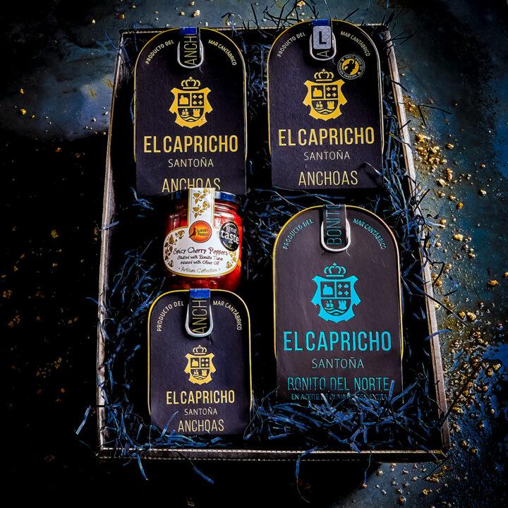 Regalos del mar - Spanish Seafood Gift Box