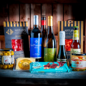 Spanish Essentials Deluxe Gift Hamper