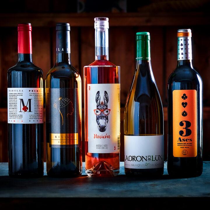 Luxury Spanish Wines Gift