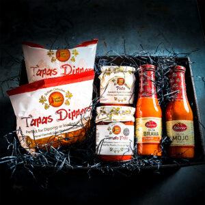 Tapas Sauce Essentials Gift Hamper